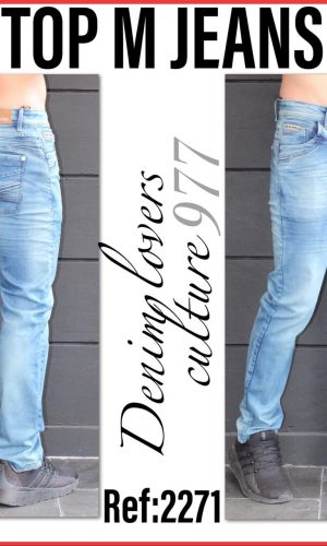 JEANS TOP M 2271