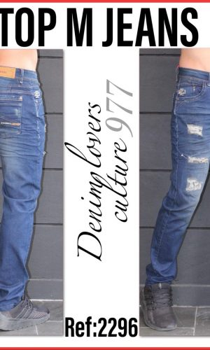 JEANS TOP M 2296